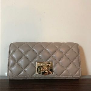 Astrid Carry-All Quilted Leather Wallet
